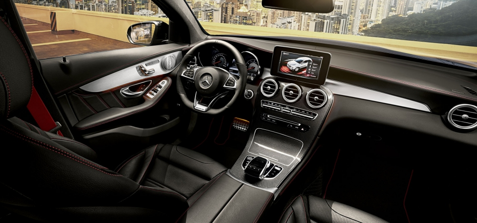 Mercedes-Benz Caribbean: GLC Coupe