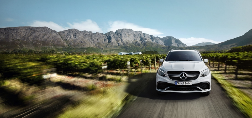 Mercedes-Benz Caribbean: GLE Coupe