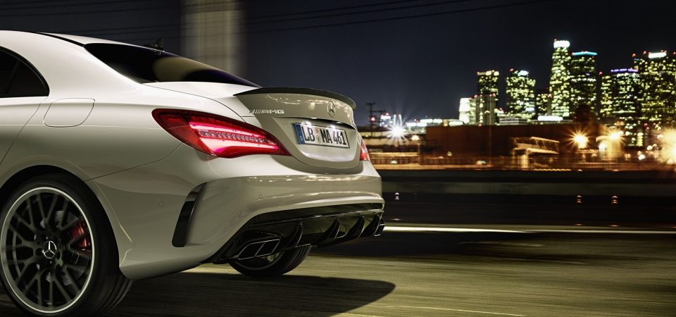 Mercedes-Benz Caribbean: CLA Coupe