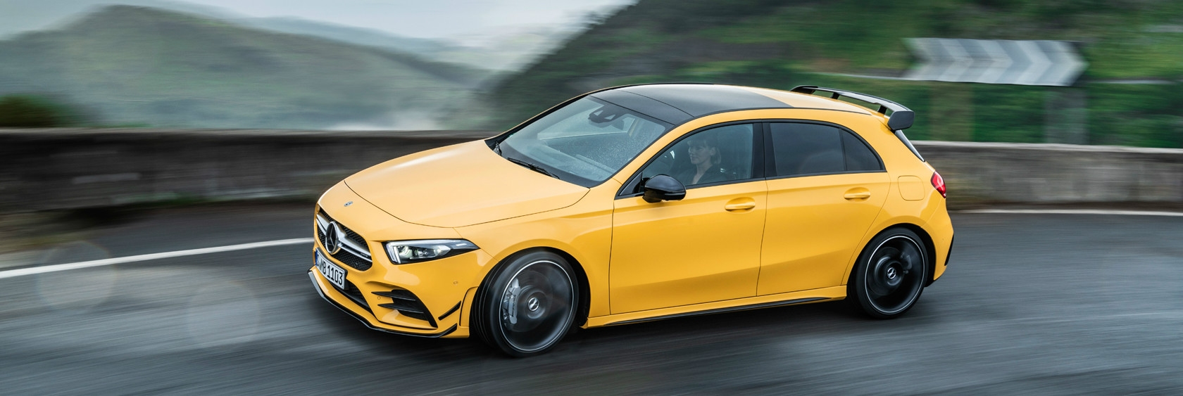 Mercedes-Benz Caribbean: New Mercedes-AMG A35 4MATIC