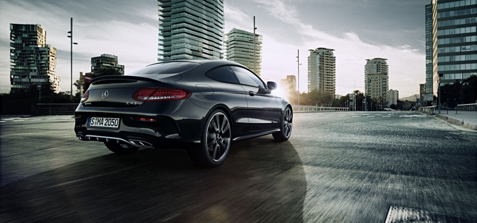 Mercedes-Benz Caribbean: C Coupe