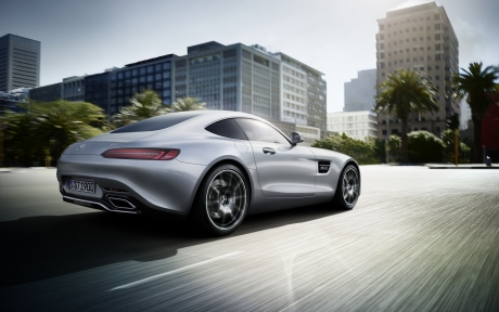 Mercedes-Benz Caribbean: GT Coupe