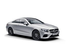 Download a brochure: E-Class Coupes