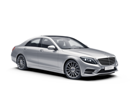 Mercedes-Benz Caribbean: S-Class Sedan