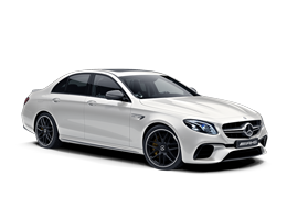Mercedes-Benz Caribbean: E 63 4MATIC+